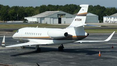 N733H - Dassault Falcon 2000LX - Private