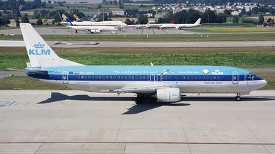 PH-BPC - Boeing 737-4Y0 - KLM Royal Dutch Airlines