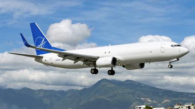N916BR - Boeing 737-8AS(BCF) - iAero Airways