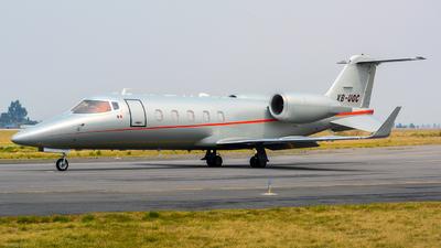 XB-UOC - Bombardier Learjet 60XR - Private