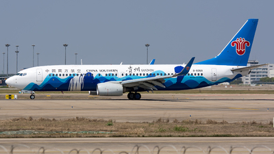 B-6068 - Boeing 737-81B - China Southern Airlines