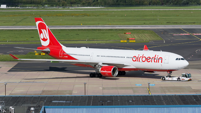 D-ABXE - Airbus A330-223 - Air Berlin