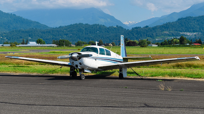 C-FQUZ - Mooney M20C - Private