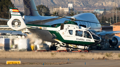 HU.26-04 - Eurocopter EC 135T3 - Spain - Guardia Civil