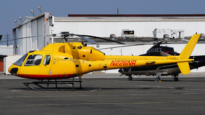 N226NR - Eurocopter AS 355F2+ Ecureuil - Private
