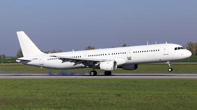 G-POWV - Airbus A321-211 - Titan Airways