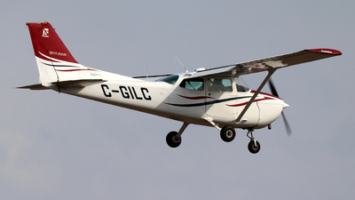 C-GILC - Cessna 172P Skyhawk II - Exact Air