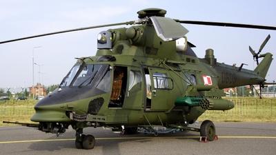0609 - PZL-Swidnik W3 Sokol - Poland - Army