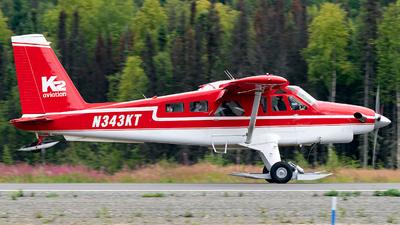 N343KT - De Havilland Canada DHC-2 Mk.III Turbo-Beaver - K2 Aviation