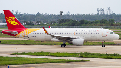 B-1811 - Airbus A320-214 - Capital Airlines