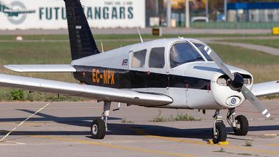 EC-NPX - Piper PA-28-140 Cherokee Cruiser - Private