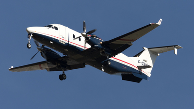 A picture of CGSWB - Beech 1900D - Sunwest Aviation - © Mike MacKinnon