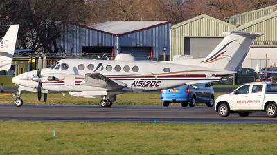 N512DC - Beechcraft B300 King Air 350 - Private