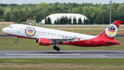 D-ABFK - Airbus A320-214 - Air Berlin