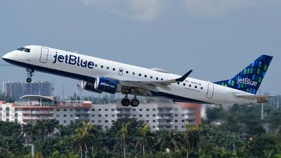 N351JB - Embraer 190-100IGW - jetBlue Airways
