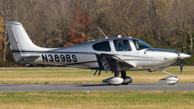 N389BS - Cirrus SR22T-GTS G5 - Private