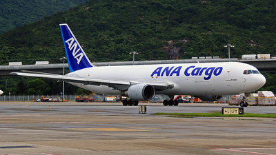 JA8970 - Boeing 767-381(ER) - All Nippon Airways (ANA)