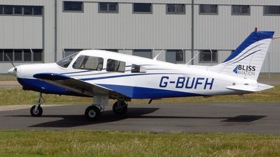 G-BUFH - Piper PA-28-161 Warrior II - Bliss Aviation