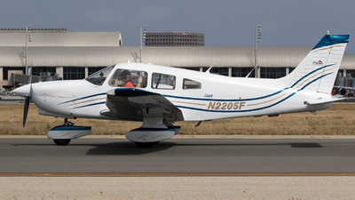 A picture of N2205F - Piper PA28236 - [287911049] - © Tyler J