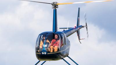 SP-ZOS - Robinson R44 Raven - Private