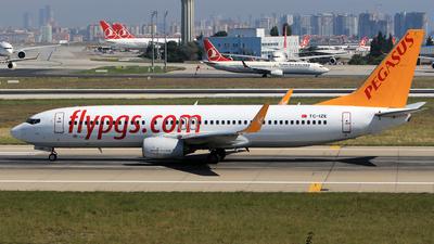 TC-IZE - Boeing 737-86J - Pegasus Airlines