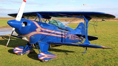 G-WIGY - Pitts S-1S Special - Private