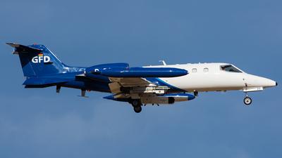 A picture of DCGFC - Learjet 35A -  - © Carlö Dedöni - AVIOMedia
