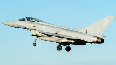 ZK363 - Eurofighter Typhoon FGR.4 - United Kingdom - Royal Air Force (RAF)