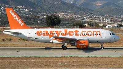 G-EZBZ - Airbus A319-111 - easyJet
