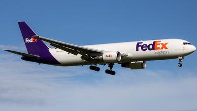 N153FE - Boeing 767-3S2F(ER) - FedEx