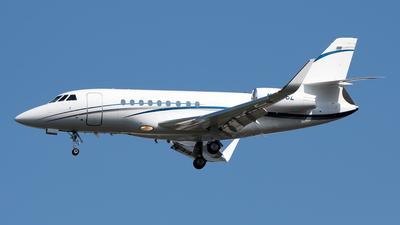 N883SL - Dassault Falcon 2000EX - Private
