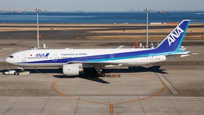 JA710A - Boeing 777-281(ER) - All Nippon Airways (ANA)