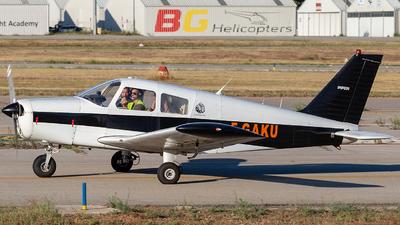 F-GAKU - Piper PA-28-235 Cherokee - Private