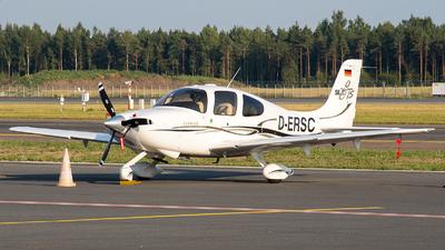 D-ERSC - Cirrus SR20-GTS - Private