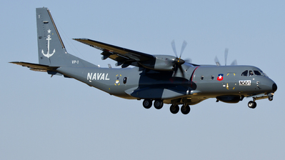 501 - Airbus C295MP Persuader - Chile - Navy