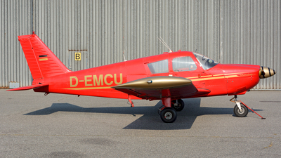 D-EMCU - Piper PA-28-235 Cherokee - Private