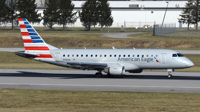 A picture of N116HQ - Embraer E175LR - American Airlines - © DJ Reed - OPShots Photo Team