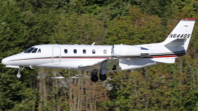 N644QS - Cessna 560XL Citation XLS - NetJets Aviation
