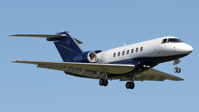 N9930 - Raytheon Hawker 4000 Horizon - Private