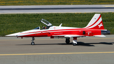 J-3083 - Northrop F-5E Tiger II - Switzerland - Air Force