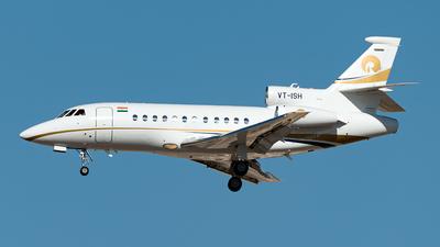A picture of VTISH - Dassault Falcon 900EX - [166] - © Jet92
