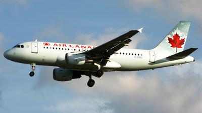C-GBIJ - Airbus A319-114 - Air Canada