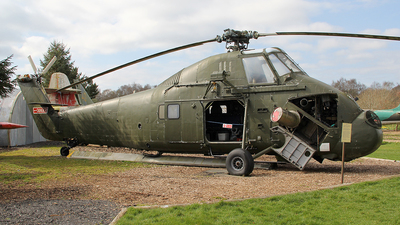 XT486 - Westland Wessex HU.5 - United Kingdom - Royal Navy