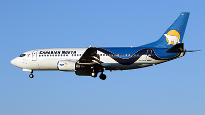 C-FKCN - Boeing 737-36N - Canadian North
