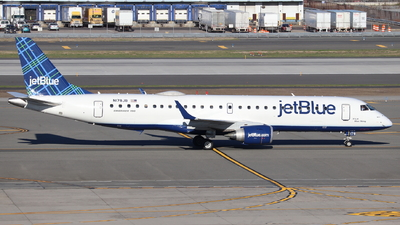 A picture of N178JB - Embraer E190AR - JetBlue Airways - © Andriy Yegorov