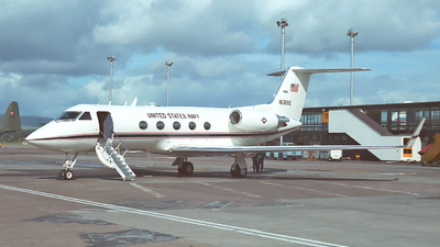 163692 - Gulfstream C-20D - United States - US Navy (USN)