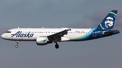 A picture of N625VA - Airbus A320214 - [02800] - © TOMBARELLI FEDERICO