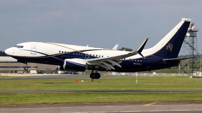 N839BA - Boeing 737-77Z(BBJ) - Private
