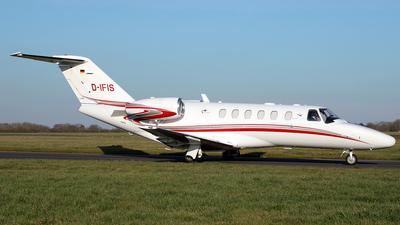 D-IFIS - Cessna 525A CitationJet 2 Plus - Stuttgarter Flugdienst (SFD)