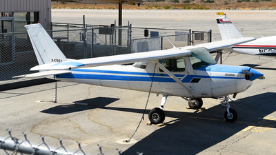 A picture of N47053 - Cessna 152 - [15283163] - © Rocky Wang